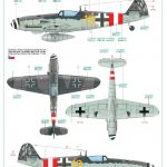 """Eduard-11125-Bodenplatte-Dual-Combo-Markierungen-6-150x150 Eduard Dual-Combo #11125 """"Bodenplatte"""" Limited Edition in 1:48"""