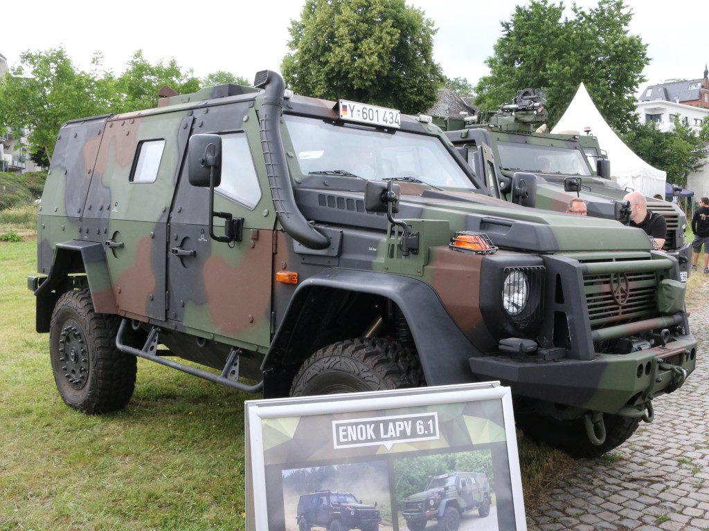 Enok-1024x768 Tag der Bundeswehr in Koblenz 15.06.2019