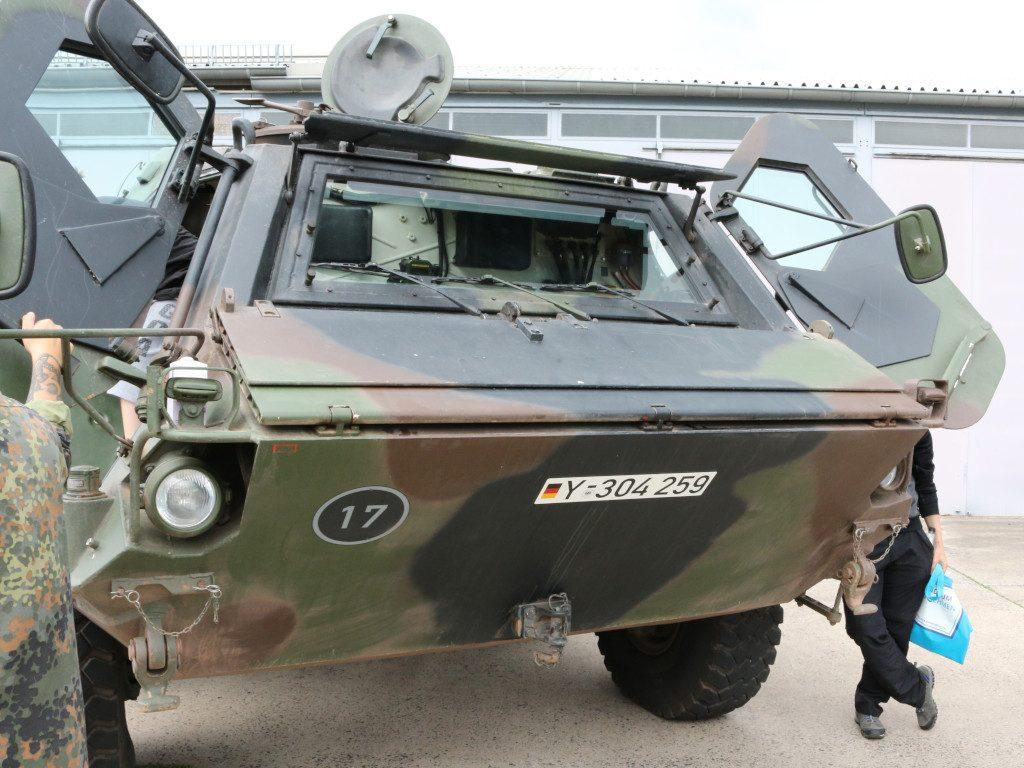 Fuchs-1024x768 Tag der Bundeswehr in Koblenz 15.06.2019