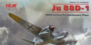 Junkers Ju 88 D-1 in 1:48 von ICM # 48240