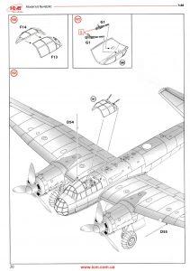 ICM-48240-Ju-88-D-1-Bauanleitung-19-211x300 ICM 48240 Ju 88 D-1 Bauanleitung (19)