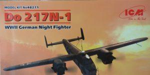 Dornier Do 217 N-1 Nachtjäger in 1:48  von ICM # 48271