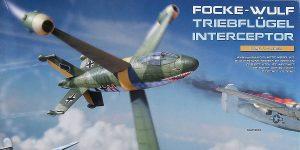 Er ist da! Focke Wulf Triebflügel in 1:35 von MiniArt # 40002