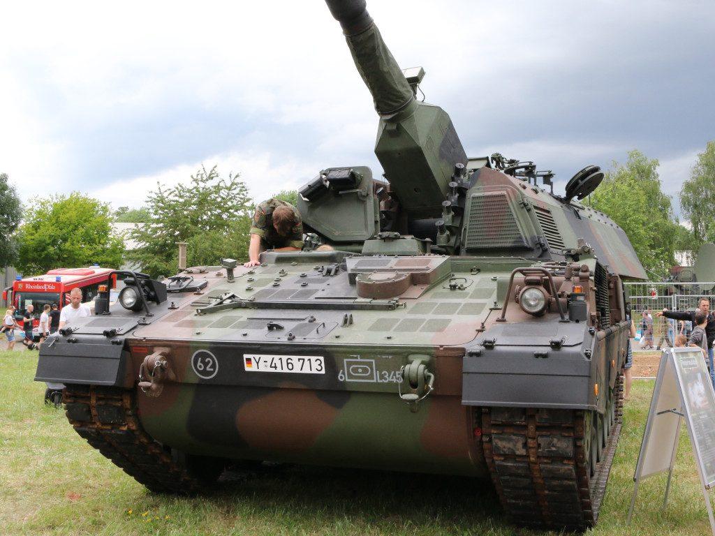 PzH2000-1024x768 Tag der Bundeswehr in Koblenz 15.06.2019