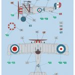 Revell-03885-Nieuport-17-Bauanleitung-Markierungen-1-150x150 Nieuport 17 in 1:48 von Revell 03885