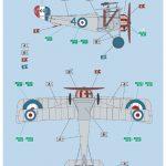 Revell-03885-Nieuport-17-Bauanleitung-Markierungen-2-150x150 Nieuport 17 in 1:48 von Revell 03885