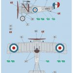 Revell-03885-Nieuport-17-Bauanleitung-Markierungen-3-150x150 Nieuport 17 in 1:48 von Revell 03885
