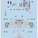 Revell-03885-Nieuport-17-Bauanleitung-Markierungen-4-150x150 Nieuport 17 in 1:48 von Revell 03885