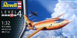 Bell X-1 Supersonic Aircraft in 1:32 von Revell 03888