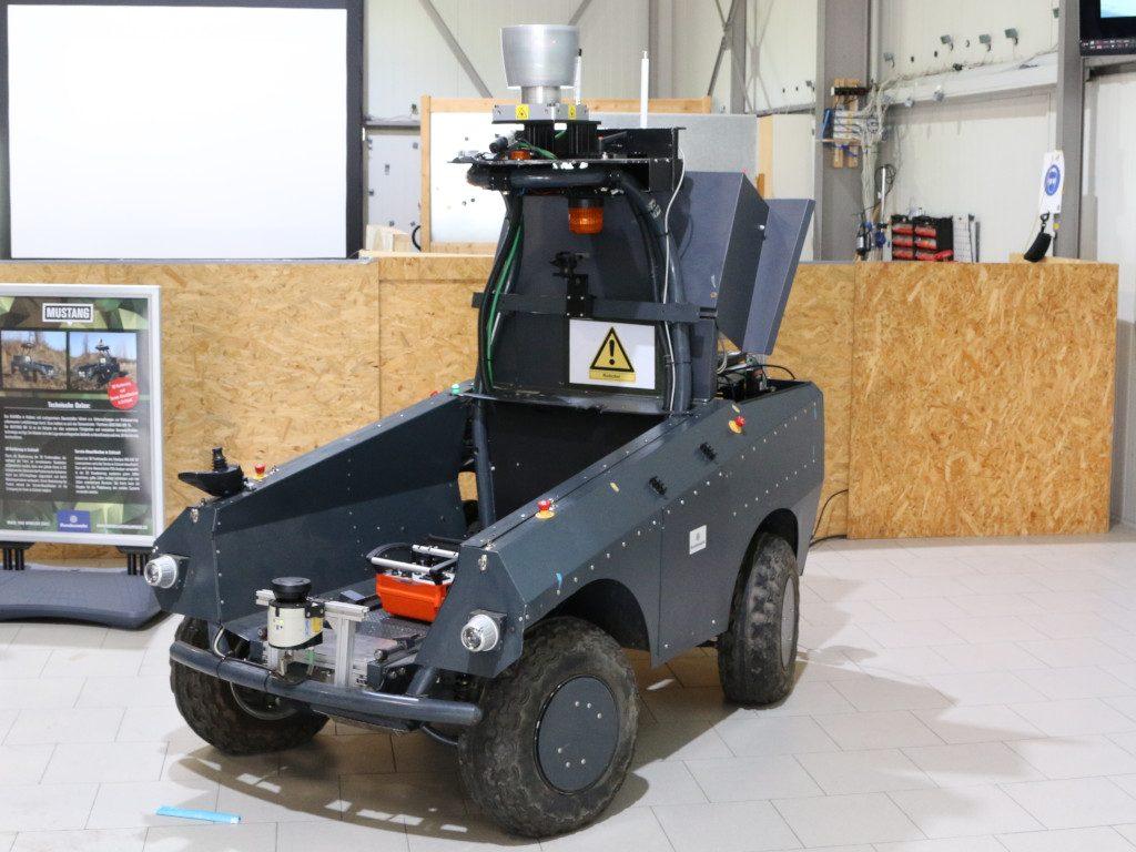 Robot-1-1024x768 Tag der Bundeswehr in Koblenz 15.06.2019