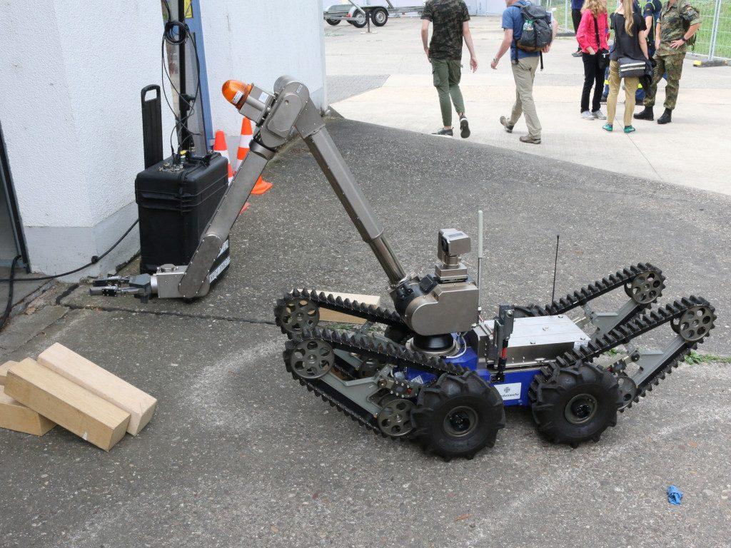 Robot-2-1024x768 Tag der Bundeswehr in Koblenz 15.06.2019