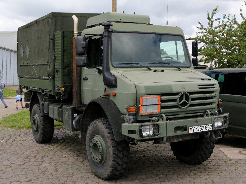 Unimog-1024x768 Tag der Bundeswehr in Koblenz 15.06.2019