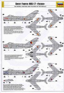 Zvezda-7318-MiG-17-6-207x300 Zvezda 7318 MiG-17 (6)