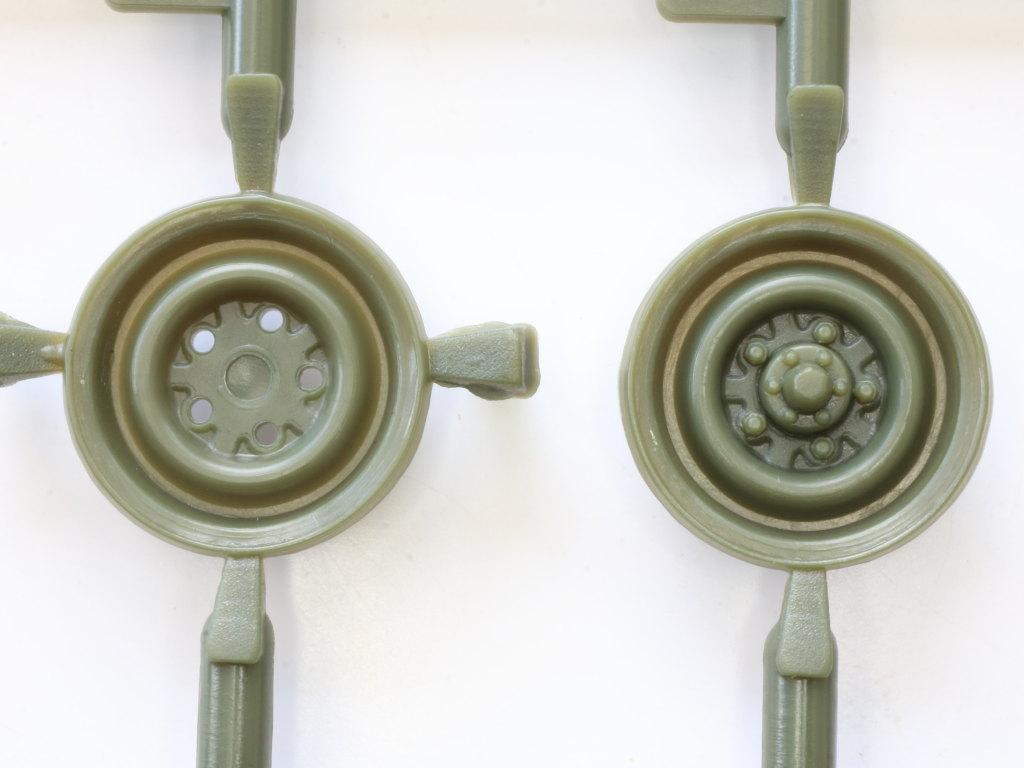 A-2 Soviet UAZ-469 All Terrain Vehicle 1:35 Trumpeter (#02327)