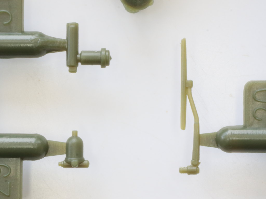 A-5 Soviet UAZ-469 All Terrain Vehicle 1:35 Trumpeter (#02327)
