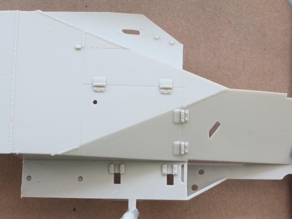 A4 Russian BTR-40 APC 1:35 Trumpeter (#05517)