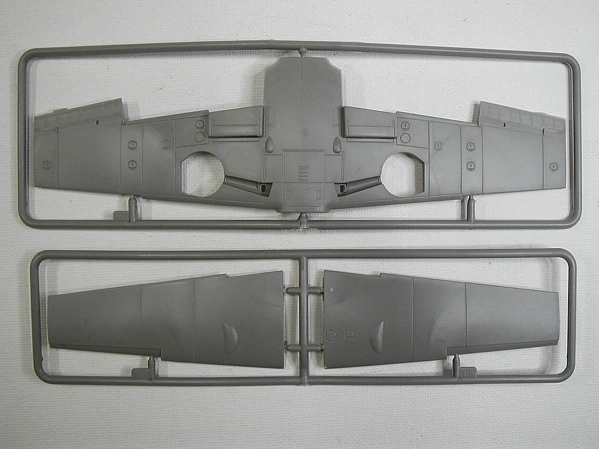 AMG-48-702-Me-Bf-109-G-12-22 Messerschmitt Bf 109 G-12 Trainer in 1:48 von AMG 48-702