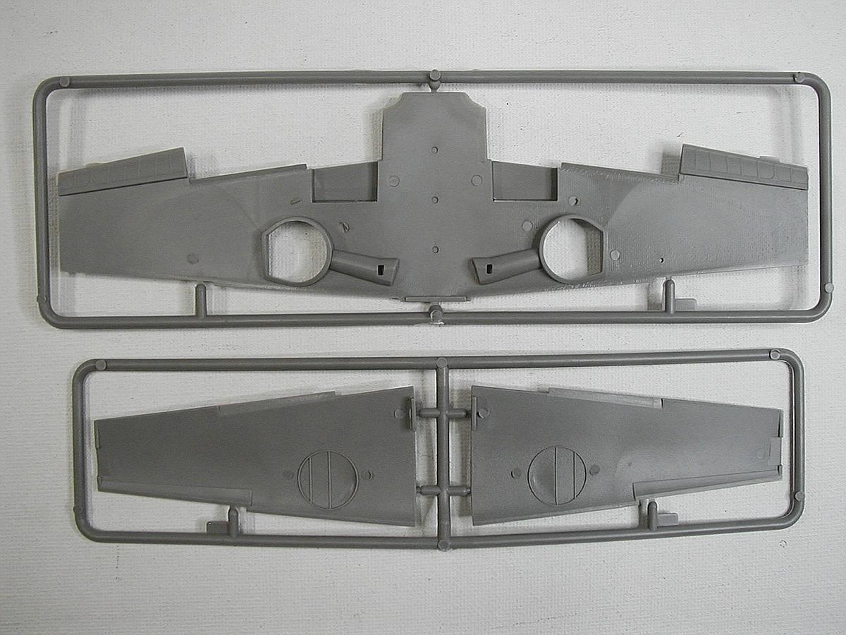 AMG-48-702-Me-Bf-109-G-12-23 Messerschmitt Bf 109 G-12 Trainer in 1:48 von AMG 48-702