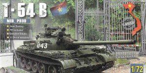 T-54B Vietnam in 1:72 von Ammo  A.MiG 8502