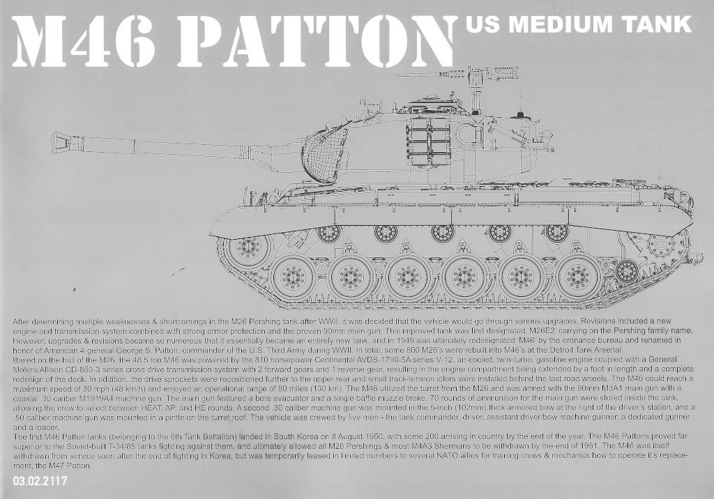 Anleitung01-2 M46 Patton Takom 1:35 (#2117 )