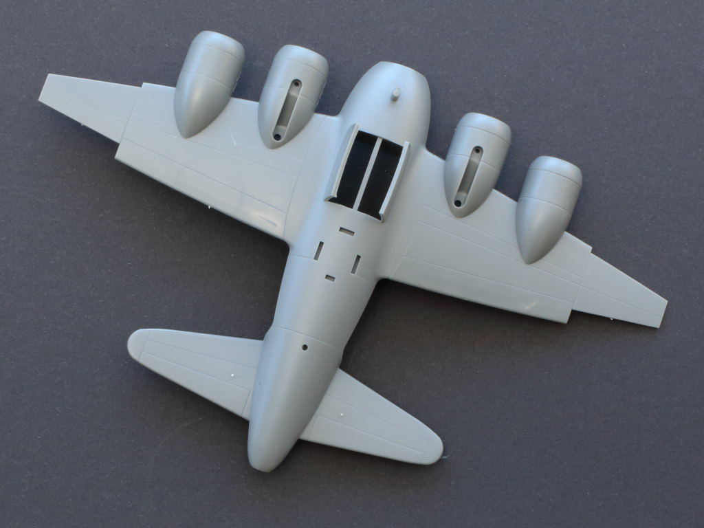 B-17-Meng-07 B-17G 1:Egg Meng Kids (#mPLANE-001)