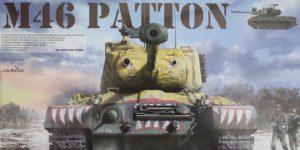 M46 Patton Takom 1:35 (#2117 )