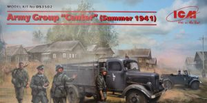 "Army Group ""Center"" (Summer 1941) 1:35 ICM (#DS3502)"