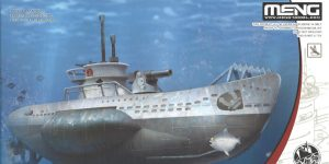 U-Boat Type VII 1:Egg Meng (#WB-003)