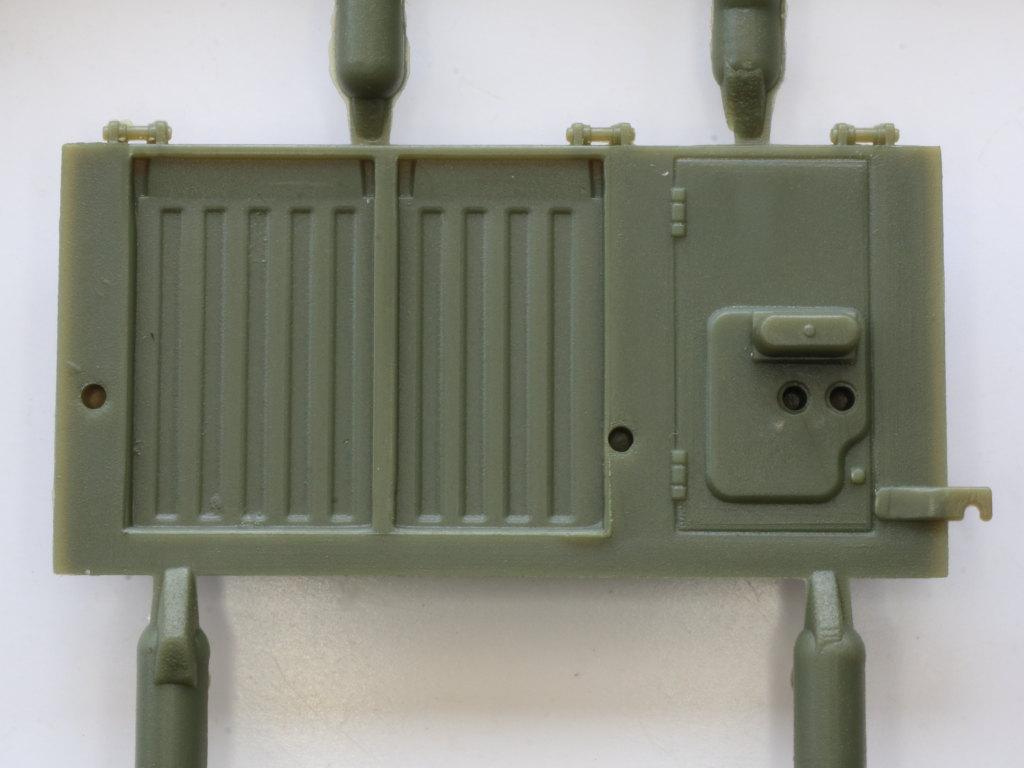 C-1-1 Soviet UAZ-469 All Terrain Vehicle 1:35 Trumpeter (#02327)