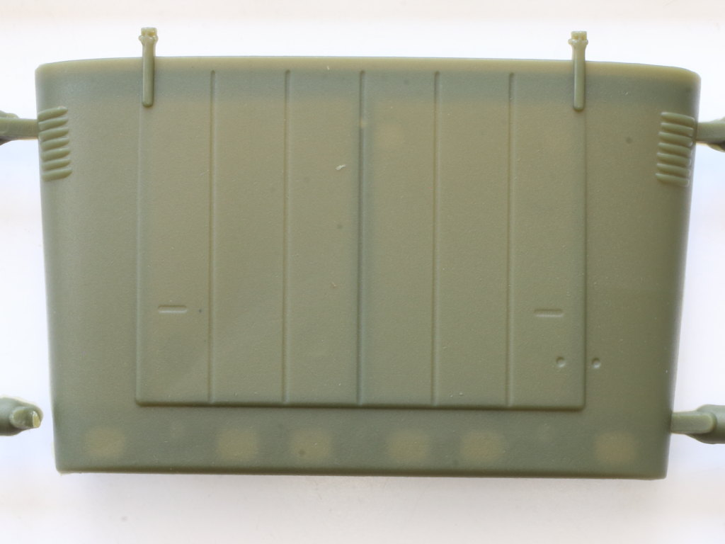 D-1-1 Soviet UAZ-469 All Terrain Vehicle 1:35 Trumpeter (#02327)