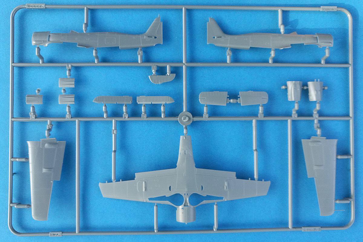 Eduard-70111-FW-190-A-8-ProfiPAck-4 FW 190 A-8 PROFIPACK in 1:72 von Eduard 70111