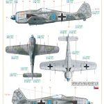 Eduard-70111-FW-190-A-8-ProfiPack-Markierungsvarianten-1-150x150 FW 190 A-8 PROFIPACK in 1:72 von Eduard 70111