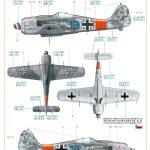 Eduard-70111-FW-190-A-8-ProfiPack-Markierungsvarianten-2-150x150 FW 190 A-8 PROFIPACK in 1:72 von Eduard 70111