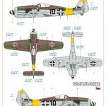 Eduard-70111-FW-190-A-8-ProfiPack-Markierungsvarianten-5-150x150 FW 190 A-8 PROFIPACK in 1:72 von Eduard 70111