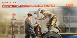 American Gasoline Loaders (1910s) in 1:24 von ICM #24018
