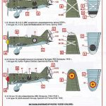 ICM-D3203-I-16-Type-10-Spanish-AF-5-150x150 I-16 Type 10 Spanish Airforce Decals in 1:32 # ICM D3203