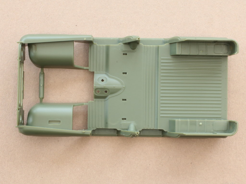 Karo1 Soviet UAZ-469 All Terrain Vehicle 1:35 Trumpeter (#02327)