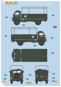 Revell-03282-Fordson-W.O.T-6-Markierungsanleitung1-210x300 Revell 03282 Fordson W.O.T 6 Markierungsanleitung1
