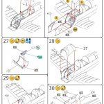 Revell-03886-Bücker-Bü-131-Bauanleitung.6-150x150 Bücker Bü 131D in 1:32 von Revell 03886