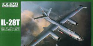 """Iljuschin IL-28T """"Beagle""""  –   Bobcat 1/48"""
