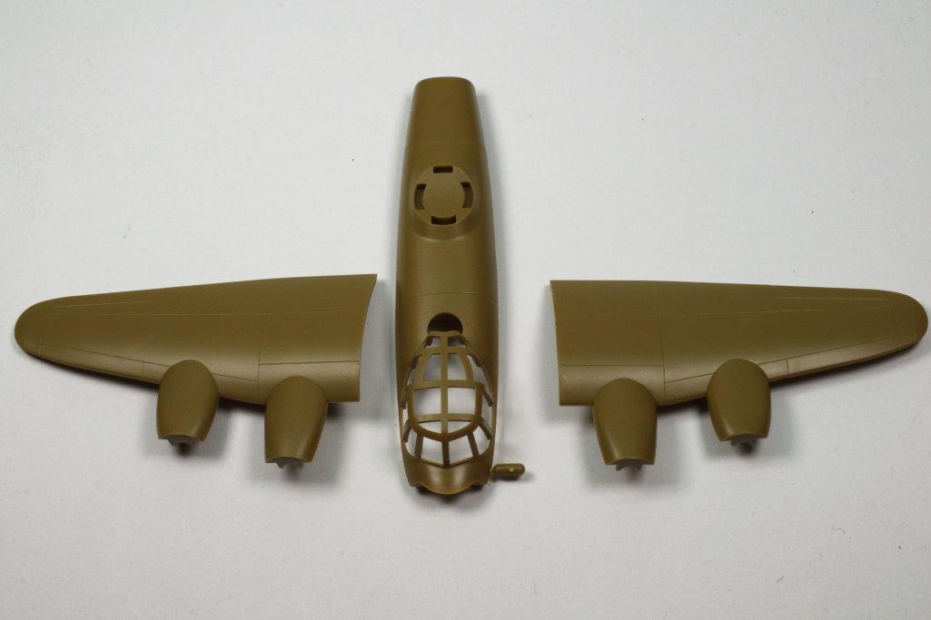 Review_Meng_Lancaster_06 Lancaster Bomber - Meng Kids-Reihe