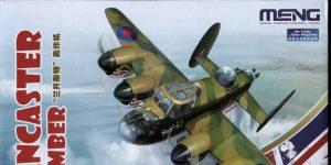 Lancaster Bomber – Meng Kids-Reihe
