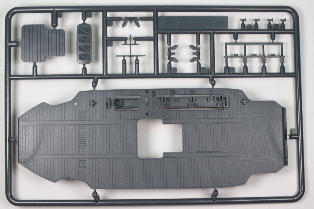 "Review_Meng_Lexington_Toon_07 USS Lexington - Meng ""Warship Builder""-Reihe"
