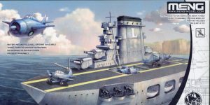 "USS Lexington – Meng ""Warship Builder""-Reihe"
