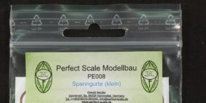 Spanngurte (klein) – Perfect Scale 1/35