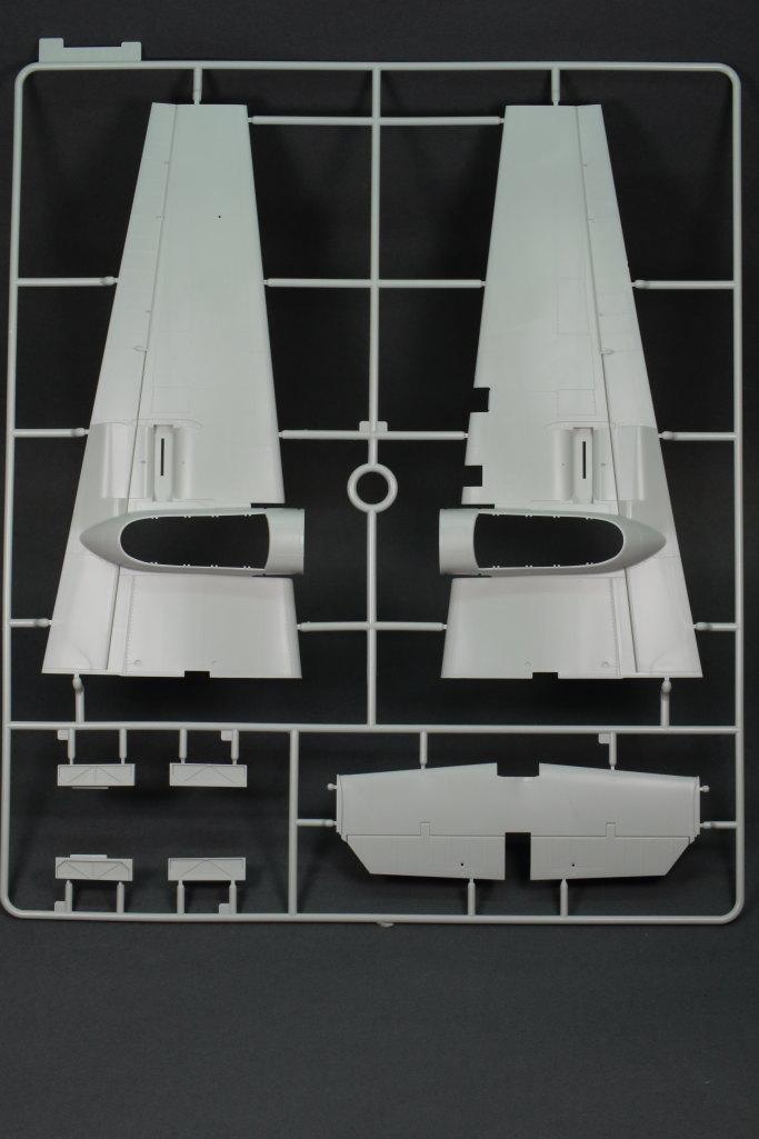 Review_Revell_Bf110C2C7_36 Bf110 C2/C7 - Revell 1/32 - #04961