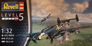 Bf110 C2/C7 – Revell 1/32 – #04961