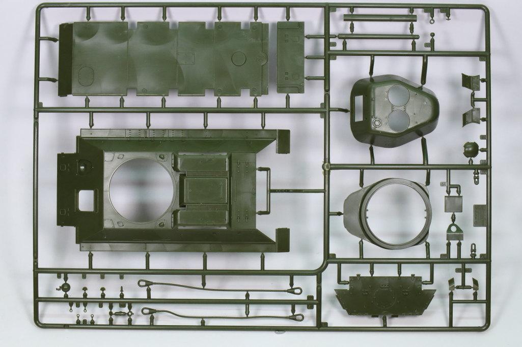 Review_Zvezda_T-24_76_01 T-34/76  -  Zvezda 1/35
