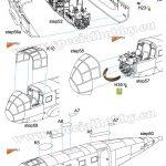 Special-Hobby-SH-48170-Siebel-Si-204D-Bauanleitung14-150x150 Siebel Si 204D in 1:48 von Special Hobby SH 48170