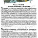 Special-Hobby-SH-48170-Siebel-Si-204D-Bauanleitung16-150x150 Siebel Si 204D in 1:48 von Special Hobby SH 48170